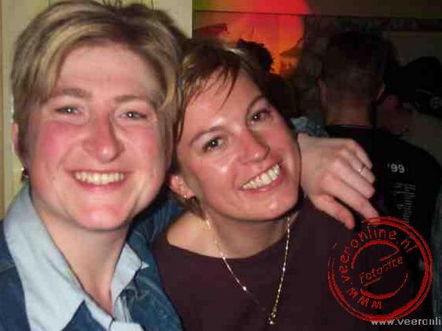 Gemma en Joyce
