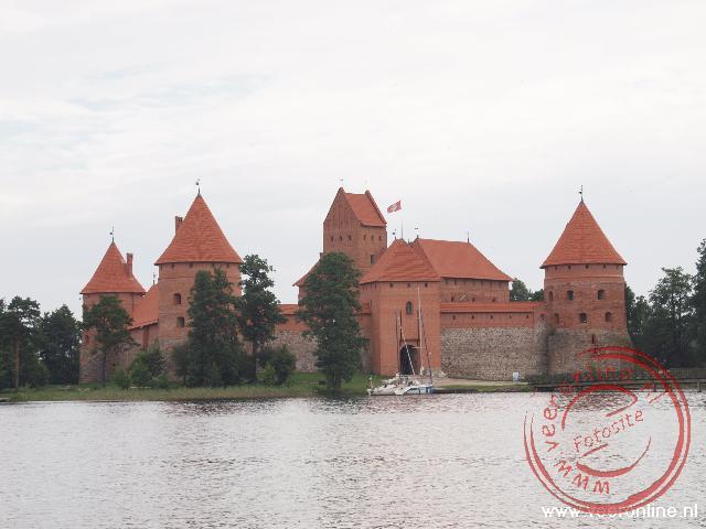 De waterburcht van Trakai