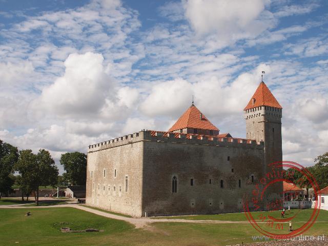 Het kasteel van Kuressaare