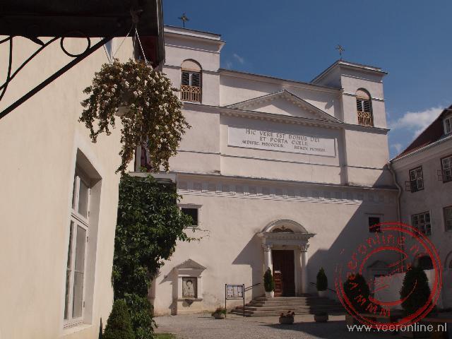 De Peter Paulus Kathedraal bij het Dominicanen klooster