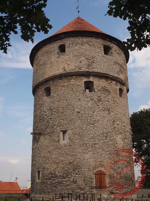 De verdedigingstoren 'Kiek in de Kök' (kijkje in de keuken) omdat je vanuit de toren letterlijk in de omliggende keukens kunt kijken