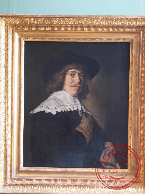 Frans Hals in de Hermitage in Sint Petersburg