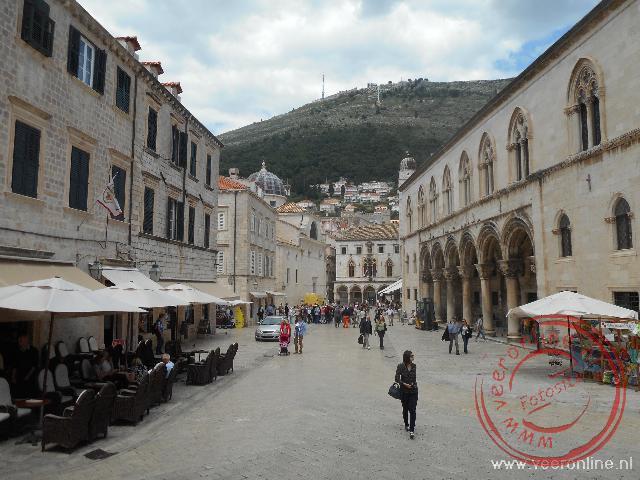 Dubrovnik wordt ook wel de mooiste stad langs de Adriatische kust genoemd