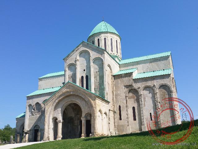 De Bagrati kathedraal in Kutaisi