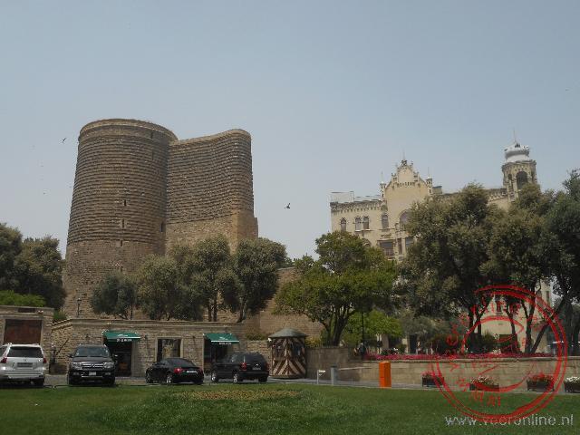 De Maagdentoren in Baku