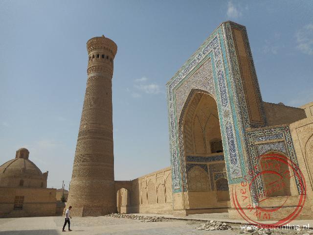 De minaret van Buchara was ooit het hoogste bouwwerk ter wereld