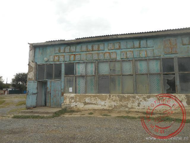 Een eenvoudig winkeltje in Kamiskala