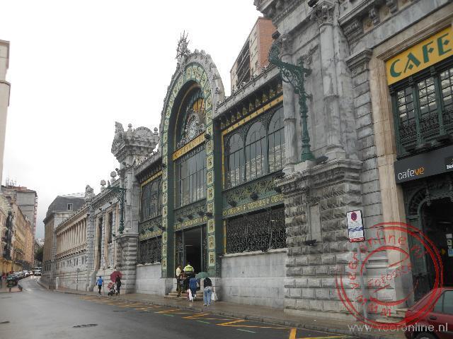 Het station van Bilbao