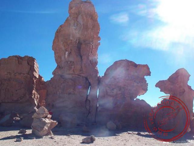 De woestijn van Siloli oftewel de woestijn van Dali
