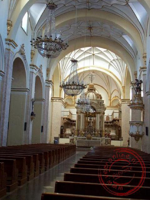 De Kathedraal van Sucre