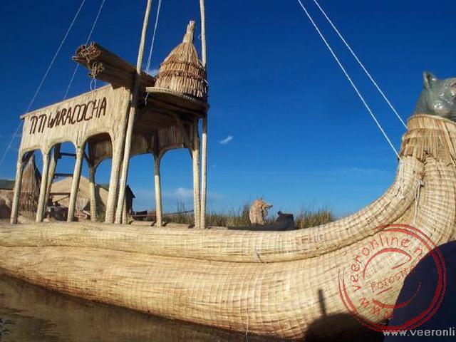 Alle materialen zijn van rite gemaakt op de Uroseilanden.