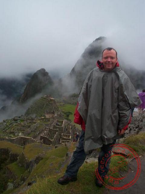 Nat en moe, maar Machu Picchu bereikt !