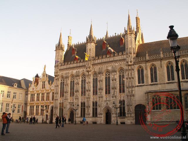 Het provinciaal hof op de Markt