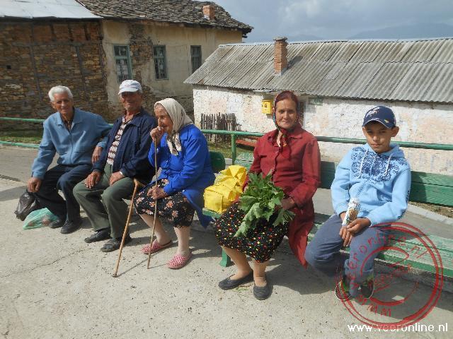 Inwoners van Skrebatno
