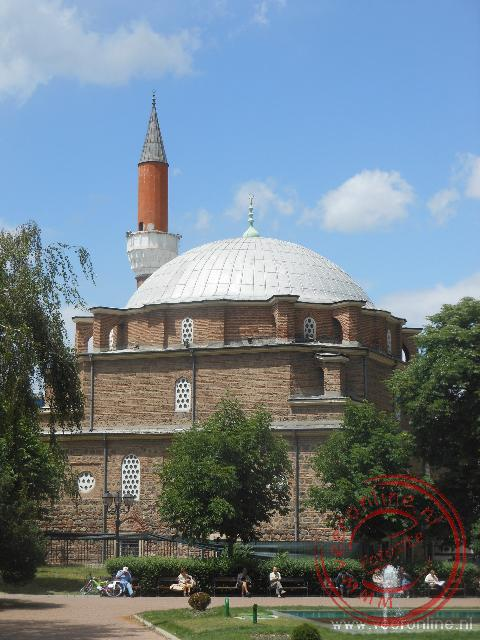 De Banya Bashimoskee in Sofia