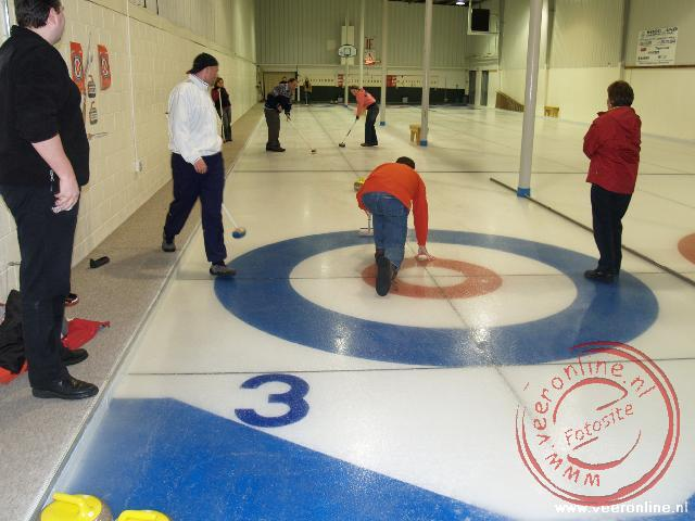 Canadian Rocky Mountains - De Olympische Sport Curling