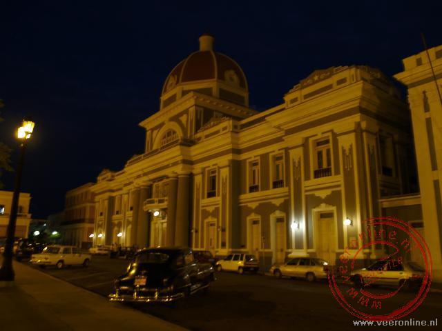 Het stadhuis van Cienfuegos