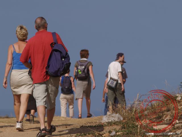 Een wandeltocht door Trinidad
