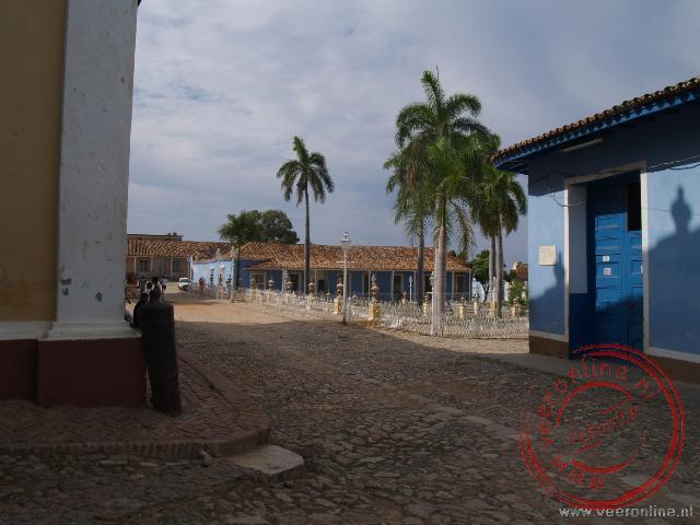 Het sfeervolle Trinidad is in 1988 op de lijst van werelderfgoederen geplaatst