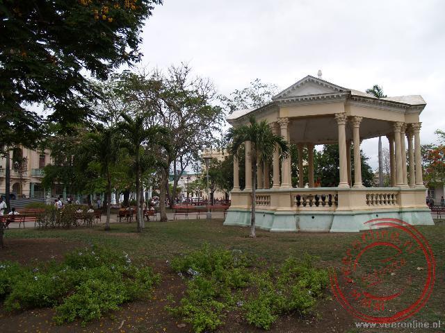 Parque Vidal in Santa Clara