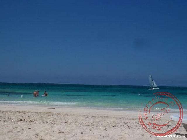 Het strand van Varadero