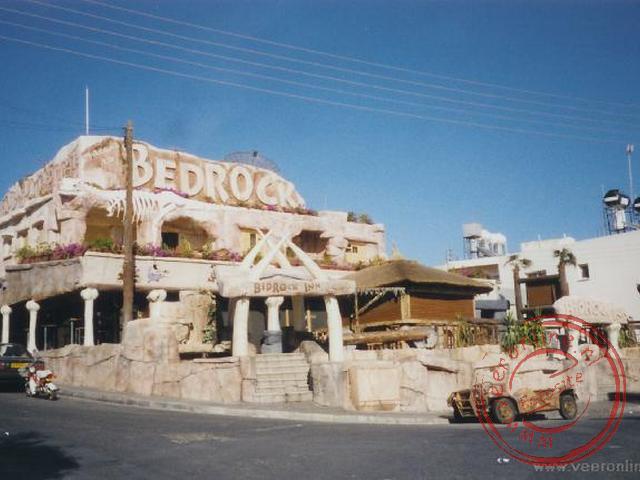 De Bedrock-Inn in Ayia Napa