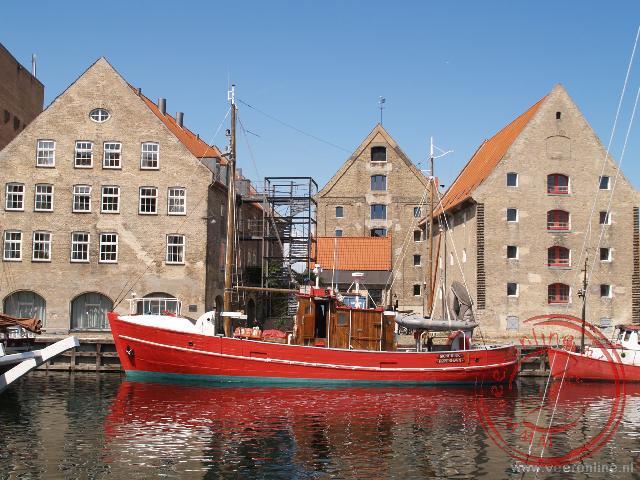 Pakhuizen in 'Klein Amsterdam'