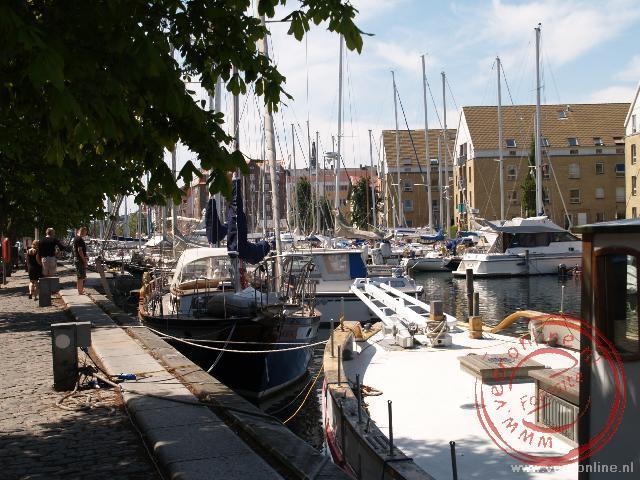 De wijk Christianshavn