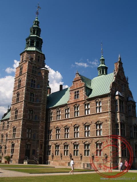 Het kasteel Rosenborg