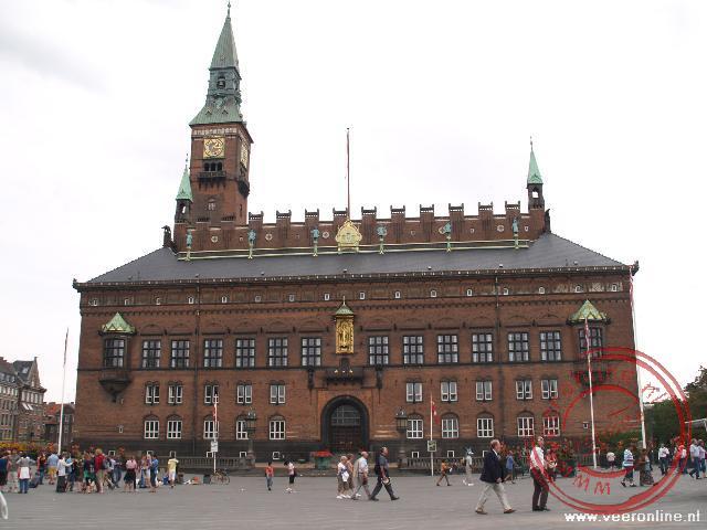 Het raadhuis van Kopenhagen