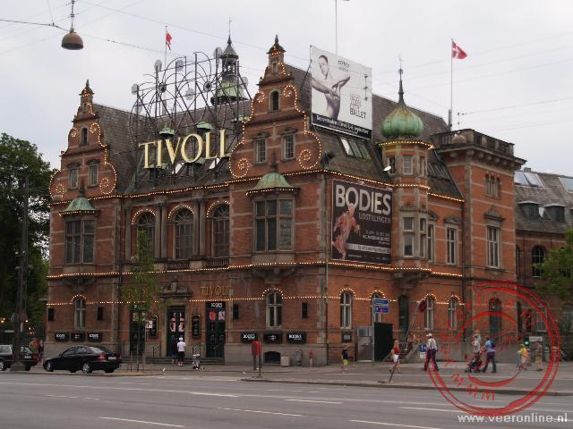 Het pretpark Tivoli