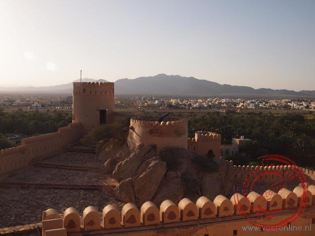 Het kasteel van Nakhal