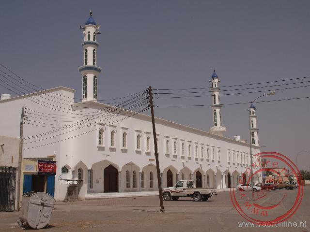 de Moskee in Sinaw