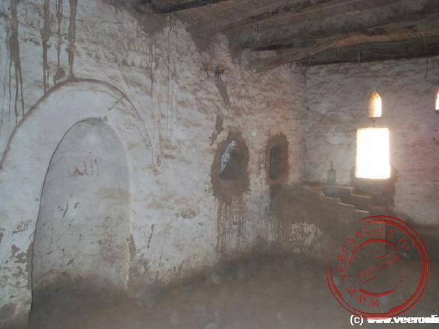De moskee in Al-Qasr