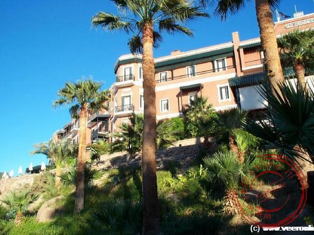Het Old Cataract Hotel waar Agatha Christie haar boek de dood op de Nijl schreef