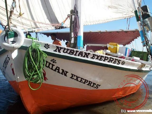 De Nubian Exepres