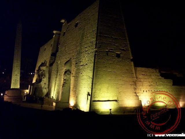 De tempel van Luxor