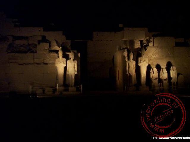 Sound and Lightshow in Karnak
