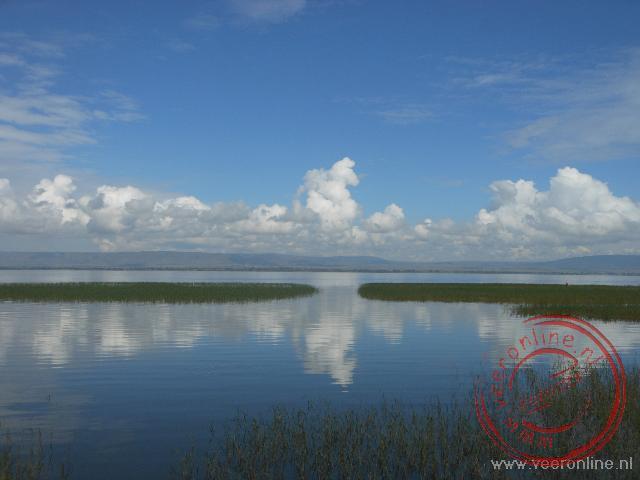 Het meer van Awasa