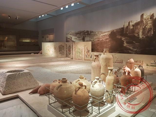 De collectie van het Byzantijns museum