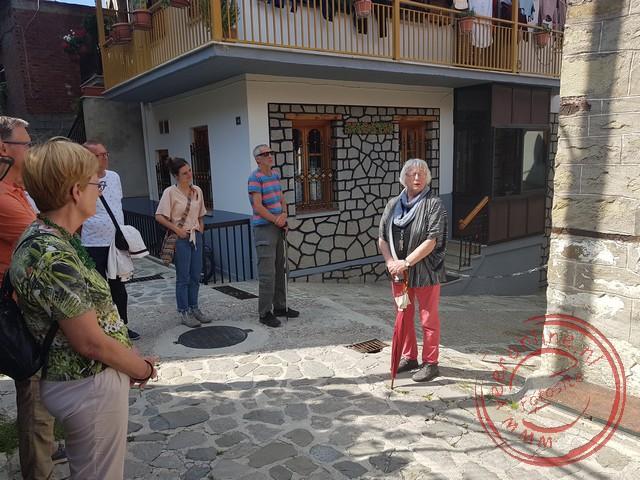 Cecile vertelt haar Griekse ervaringen
