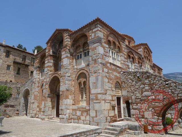 Het klooster van Osios Loukás