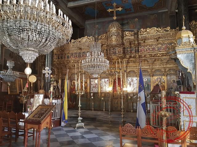 De Church of Panagia in Nafplion