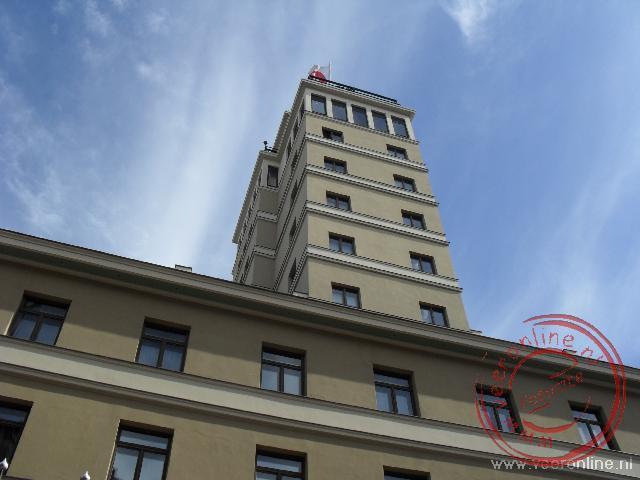 De toren van het Torni hotel