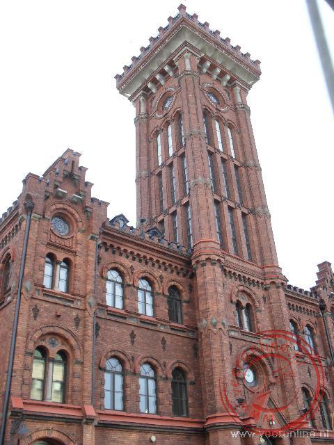 Het Erottaja Firehouse is het Fire museum