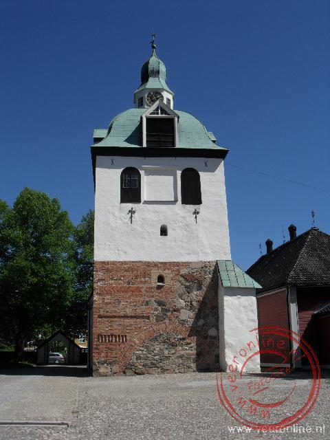 De 17de eeuwse kathedraal van Porvoo