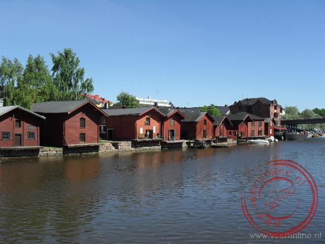 Porvoo is de een na oudste stad van Finland