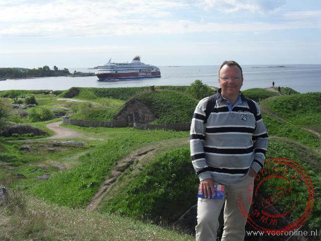 Het fort Soumenlinna