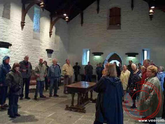 Een bezoek aan Caher Castle (ookwel Cahir)