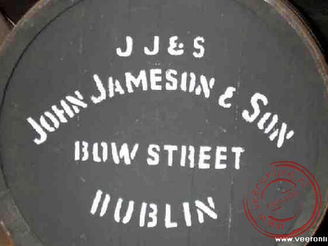 Jameson Irish Whiskey Heritage Center